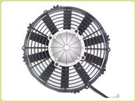 Ventilator axial absorbant