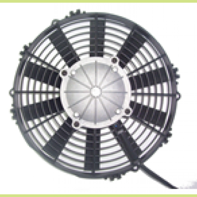 Ventilator axial absorbant